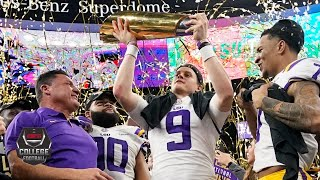 Download Clemson vs. LSU: CFP National Championship | College Football Highlights Mp3 and Videos