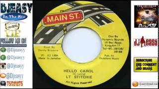 Hello Carol Riddim mix 1994 (Mainstreet) mix by djeasy