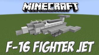 Minecraft Tutorial Düsenjäger Bauen Deutsch Aka VIDEOS - Minecraft hauser jannis gerzen