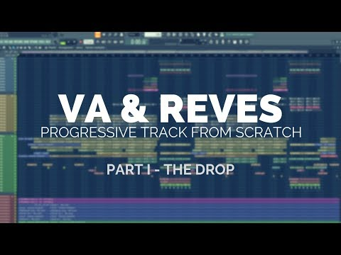 LIVESTREAM | Working On A Progressive Track From Sratch | Part I
