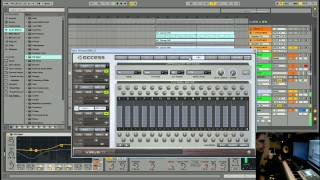 Ableton Live 9 - Making A Full Trance Track Start To Finish