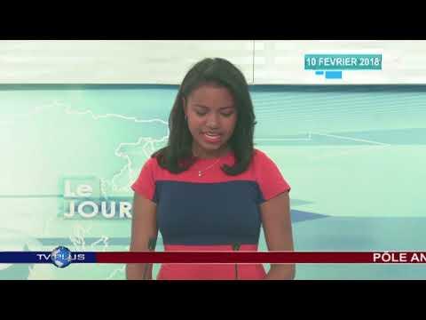 JOURNAL DU 10 FEVRIER 2018 BY TV PLUS MADAGASCAR