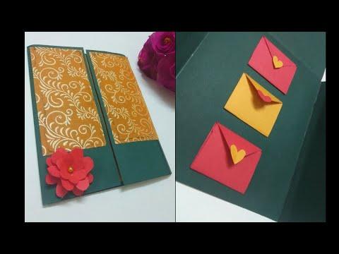 Handmade friendship day card | how to make