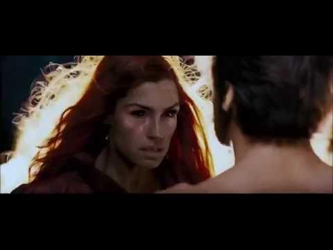 Jean Grey's Dark Phoenix Powers  X-men 3 The Last Stand part 4