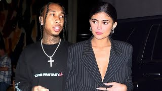 Kylie Jenner caught AGAIN with Tyga after she denied going on date with him