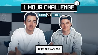 Can you do a Future House Drop in 1 Hour | 1 Hour Challenge | EP7 | Future House