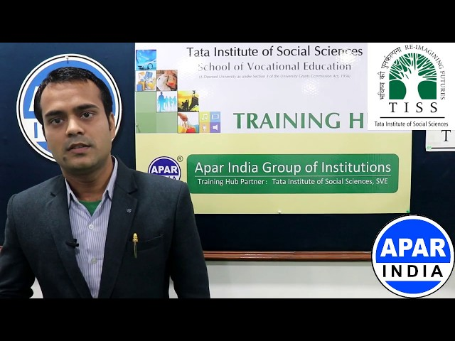 Nitish kashyap student of Digital Marketing @ TATA Institute of Social Sciences