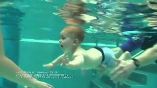 Babyschwimmen Und Wassergewohnung Im Hallenbad Gelnhausen