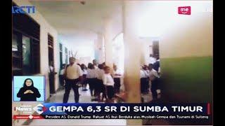 Warga Panik! Gempa 6,3 SR Landa Sumba Timur, NTT - SIS 02/10