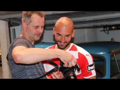 MAKING OF Fotoshooting FSV Zwickau Saison 2018/19