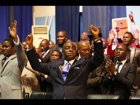 BISHOP OYEDEPO- PREVAILING POWER OF BLESSINGS