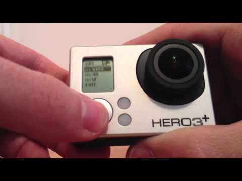 GoPro Hero3+ Plus - How long can I record for with a 32GB Micro SD card?