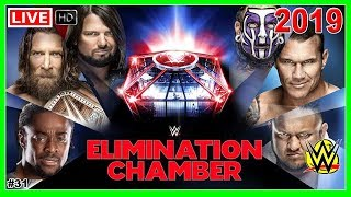 WWE Elimination Chamber 2019 PPV Predictions Show Full Match Card & Betting Odds