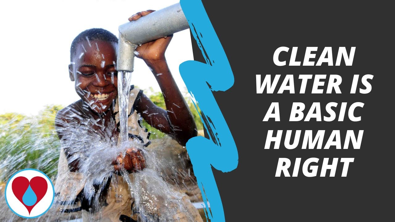 Drop in the Bucket - Changing Lives with Clean Water and Sanitation