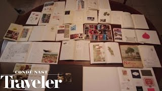 Souvenir Story: The Art of the Travel Journal | Condé Nast Traveler