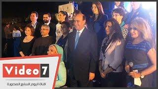 """""""المصرية للأوتيزم"""" تنظم حفلها السنوى بحضور إلهام شاهين ودرة وهشام عباس"""