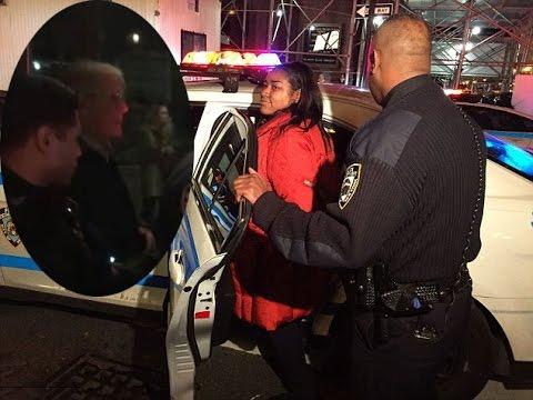 IRONY ALERT: Black Anti-Bully Activist Assaults 74 Year Old White Male