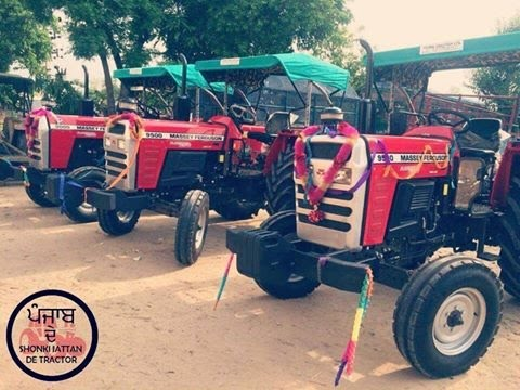 Olx Punjab Tractor Ford 3600
