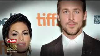 Ryan Reynolds / Andrew Garfield (gay kiss with tongue/backstage) & ETALK - Golden Globes Awards 2017 | Vick B