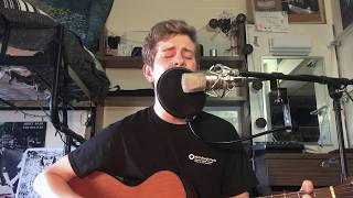 I Only Wear Black - The Wombats (ACOUSTIC COVER)