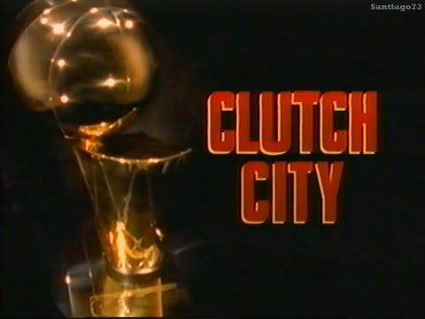 Clutch City - The Houston Rockets 1993-94 Championship Season