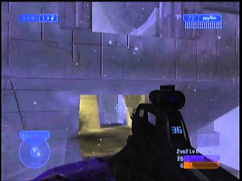 iPrede & Julito :: Halo 2 :: Gameplay 2 vs 2 :: OTX Productions & iNNumerables in Lockout.