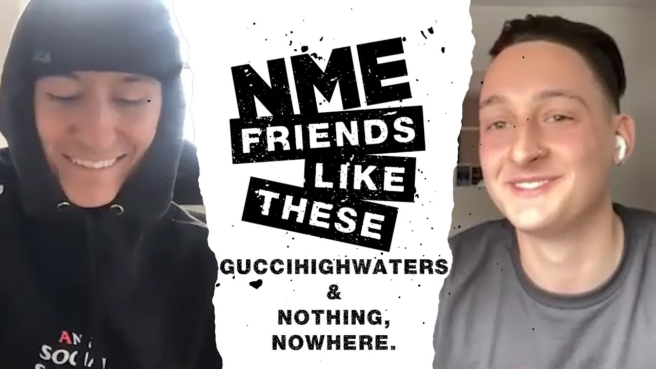 Friends Like These: guccihighwaters x nothing, nowhere.