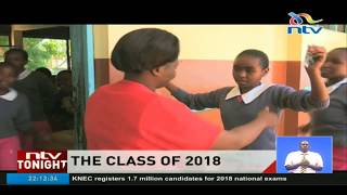 1,060,792 candidates registered to sit for KCPE, 663,820 for KCSE