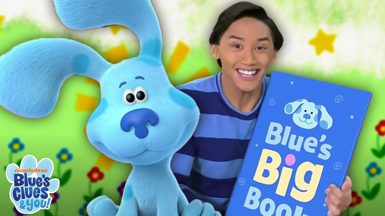 Download Story Time with Josh & Blue 📖 Compilation! | Blue's Clues & You!