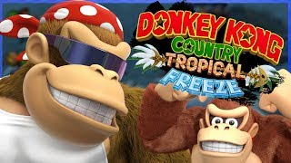 Donkey Kong Country Tropical Freeze - NicoBBQ