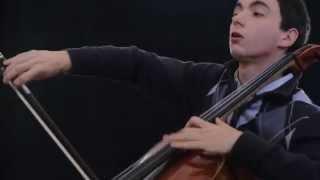 Haydn : Divertimento en ré majeur  - III. Allegro di molto (Stéphane Tétreault)