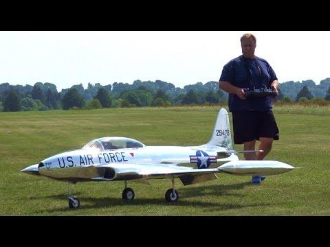 Beautiful Lockheed T-33 Selfmade