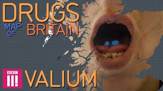 Scotland's Valium Crisis | Drugs Map of Britain