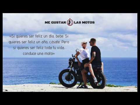 Frases Bonitas De Motos Parte 1 Youtube