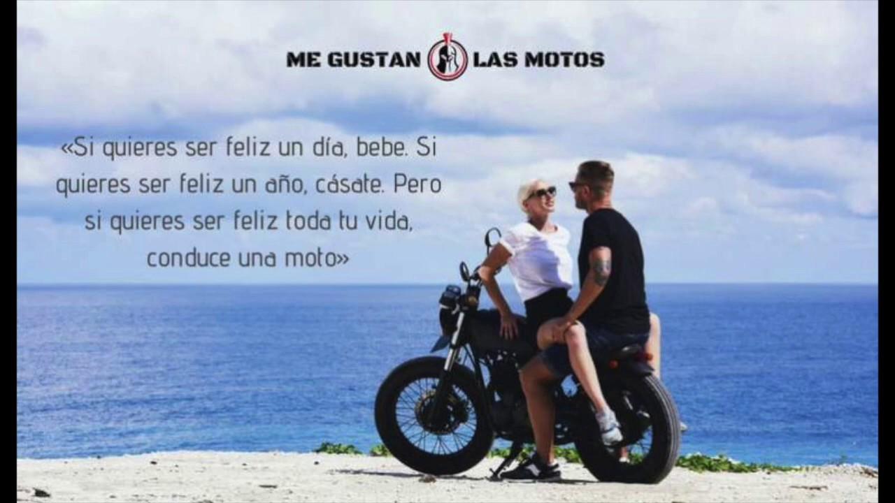 Imagenes De Motos Con Frases De Amor En Pareja Youtube