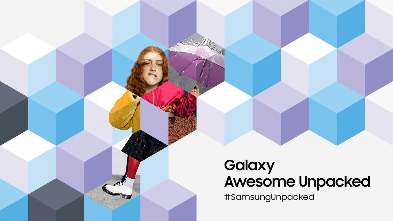 Samsung Galaxy Unpacked March 2021: Livestream