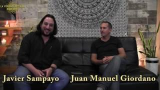 Entrevista a Juan Manuel Giordano, Tameana y meditacion human vortex