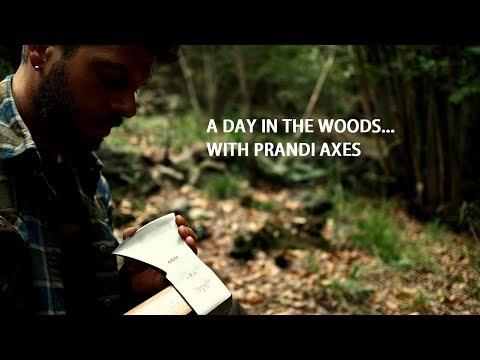 a-day-in-the-woods-...-with-prandi-axes!-asmr,-baita,-bushcraft