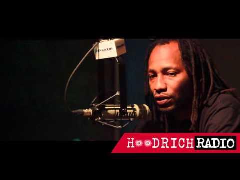 Asante Samuel On Hoodrich Radio Interview