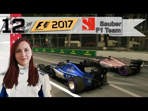 f1 2017 carriere chaud l 39 aileron chaud s1 12 youtube. Black Bedroom Furniture Sets. Home Design Ideas