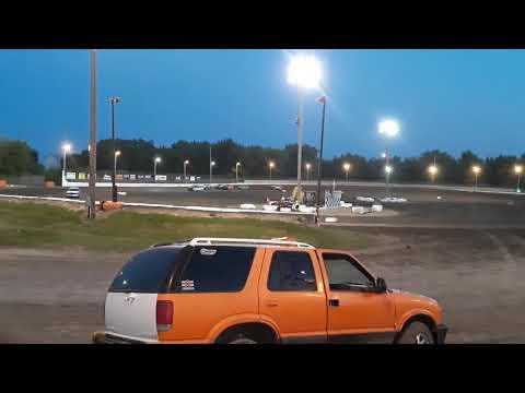 Sycamore Speedway Powder Puff Heat 8-10-2018