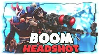 C9 Sneaky   BOOM HEADSHOT