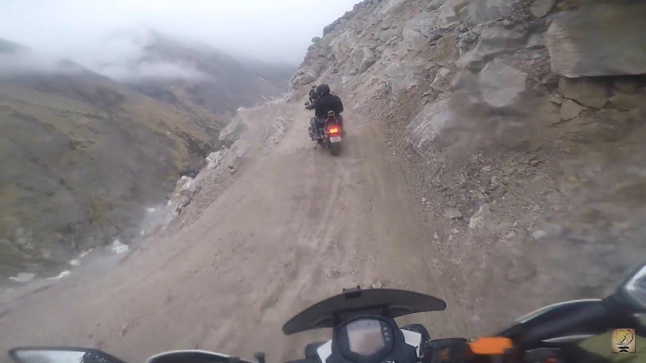 Royal Enfield Himalayan, KTM Duke 390 & 3 Harley Davidsons tackle
