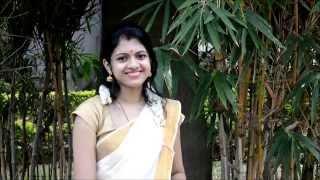 Onam Song HD Nilaavin Ponnonam Nikhil Sivakumar