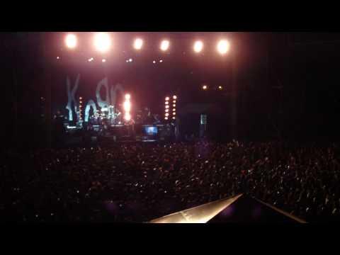 KoRn - Blind - Live @ Guatemala City