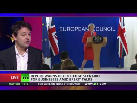 """'We're not """"screwed""""!' - economic analyst Chris Clarke on Brexit report"""
