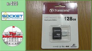карта памяти Transcend Premium 300X microSDHC UHS-I Premium 300X microSDHC UHS-I 16Gb