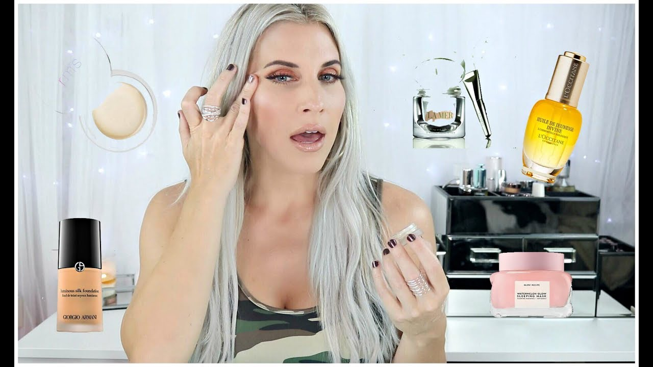 top 10 || products for dry/mature skin - youtube