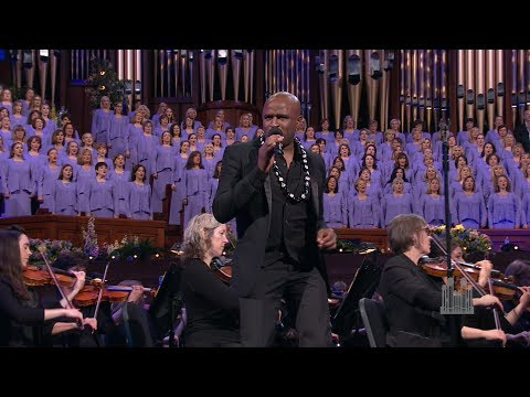 2017 Pioneer Day Concert with Alex Boyé  Music for a Summer Evening