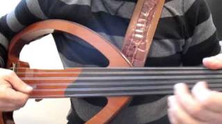 Bassem Samaan, Playing Taqsim on Electric Oud